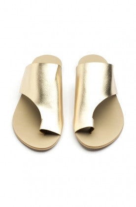 Toepees Gold Box Flats