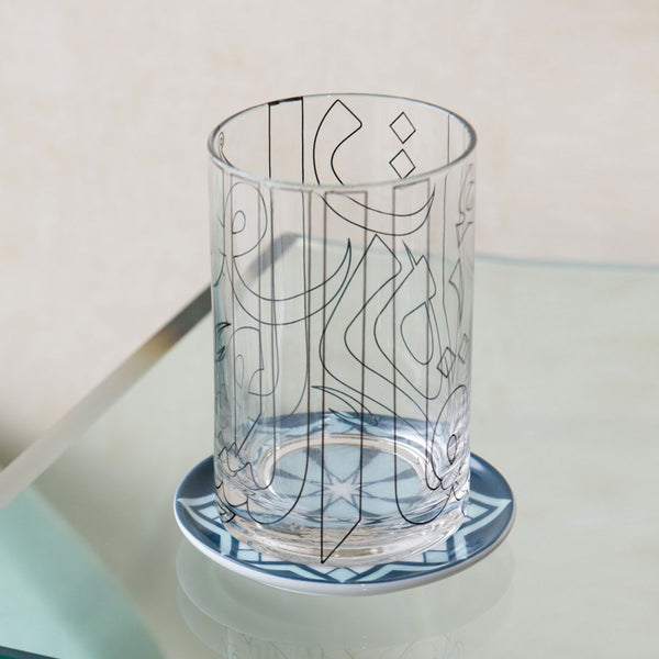 Ghida's Glass Cups (Small)