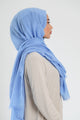 Armine Scarf | Light Blue - Haute Elan