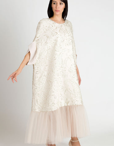 Cream Kaftan (Couture Edition)