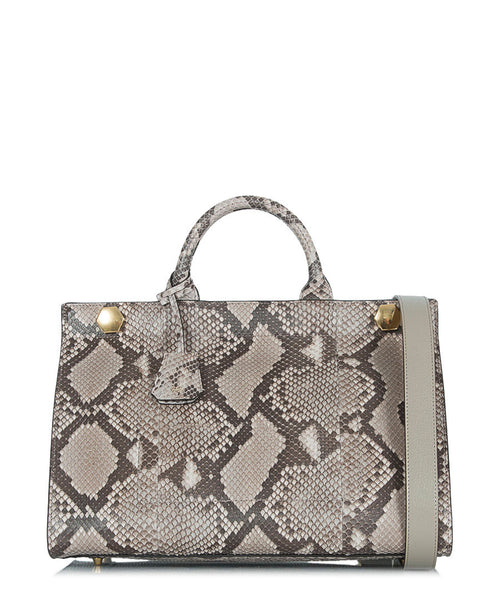 Ephson Grey Handbag