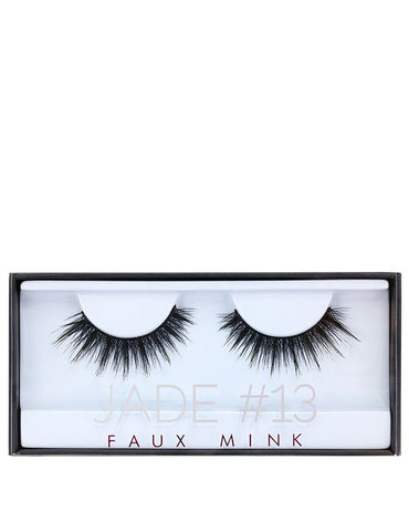 Jade Faux Mink Eye Lashes - Haute Elan