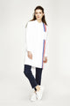 100% COTTON WHITE SHIRT - Haute Elan
