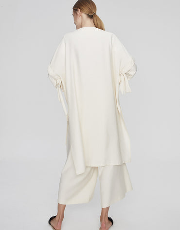 100% Cotton Oversized Summer Coat - Preorder