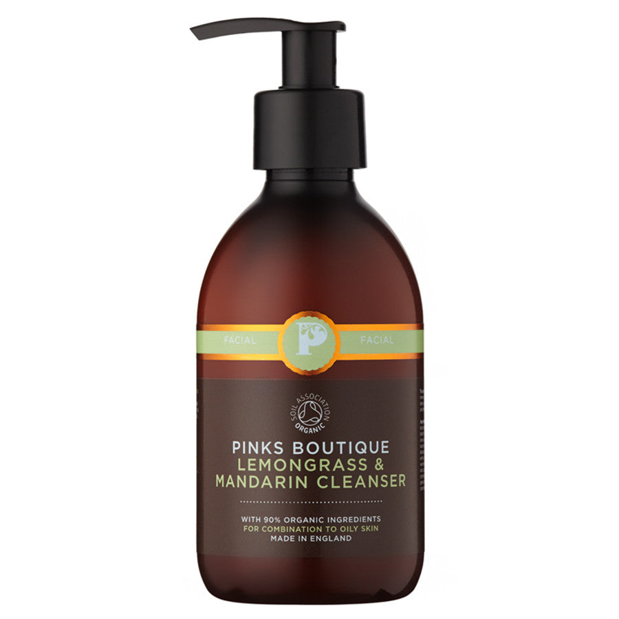 Lemongrass & Mandarin Cleanser 245g