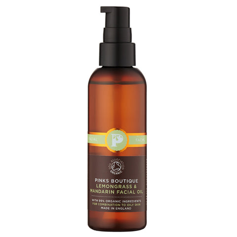 Lemongrass & Mandarin Facial Oil 95g