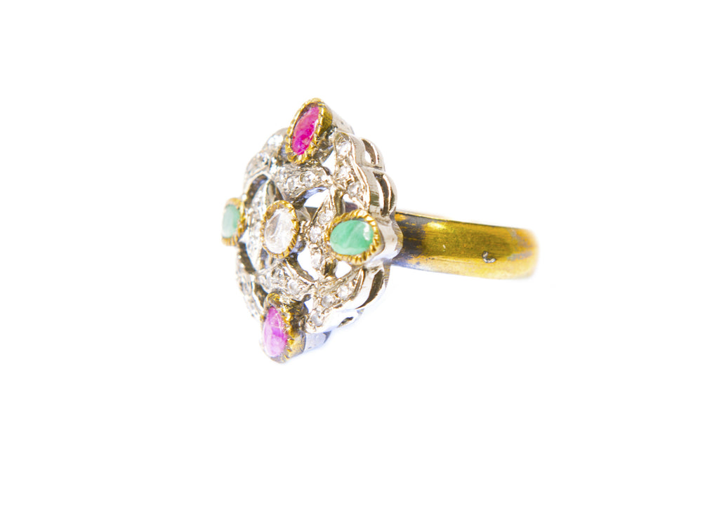 HYDARABAD VINTAGE STYLE RING