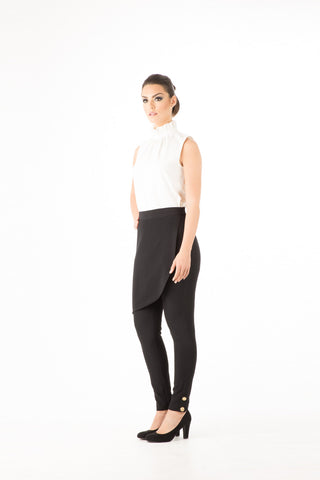 ISSY high waist trouser