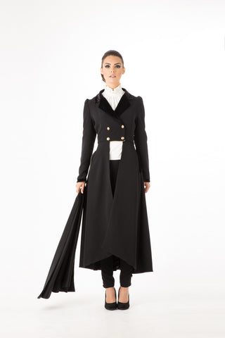 KIERA Long Coat