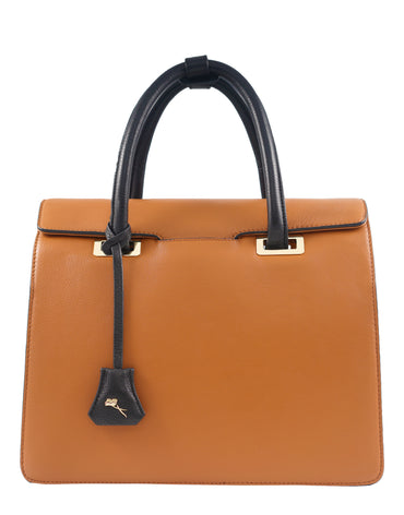 Peyton Leather Tote