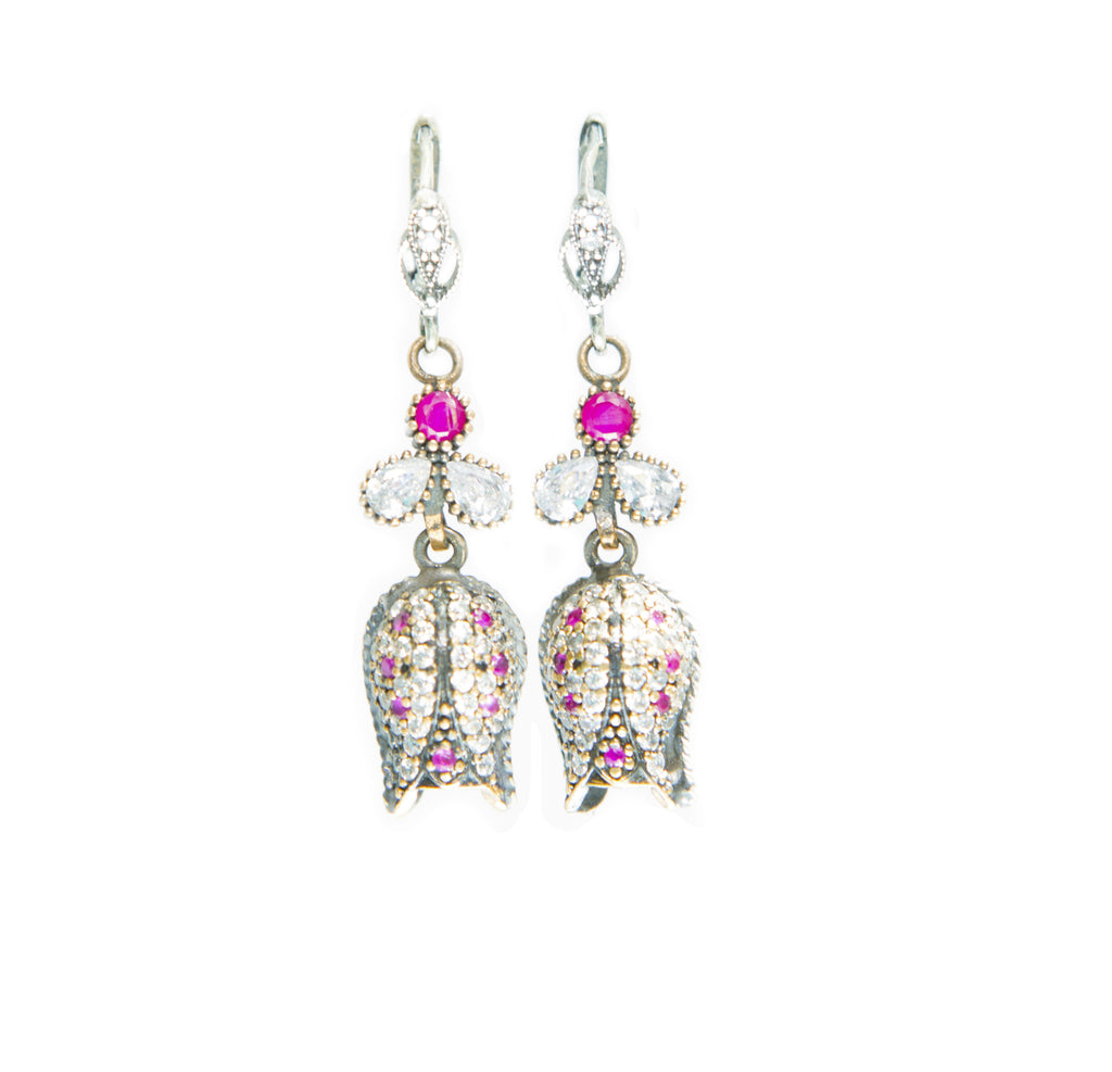 SWEET TULIP EARRINGS