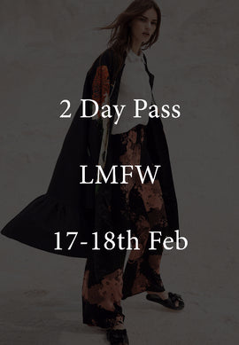 London Modest Fashion Week Winter Edition 2018
