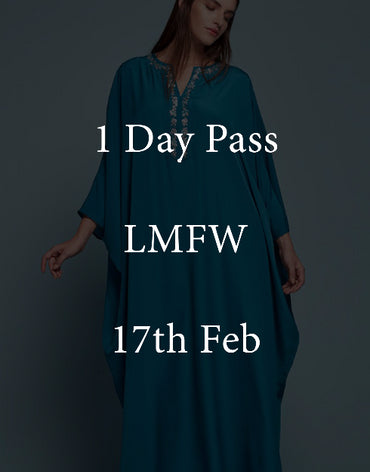London Modest Fashion Week Winter Edition 2018 - Haute Elan