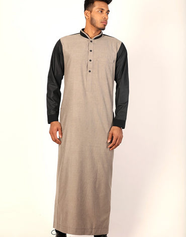 Two Tone Boys Jubbah - Haute Elan