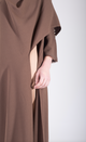 |The Wrap | Taupe - Haute Elan