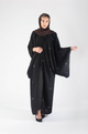 | The Oversized Sleeve | Black - Haute Elan