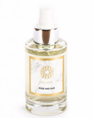 Rose and Oud Home Spray - Haute Elan