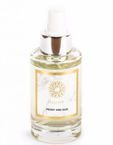 Peony and Oud Home Spray - Haute Elan