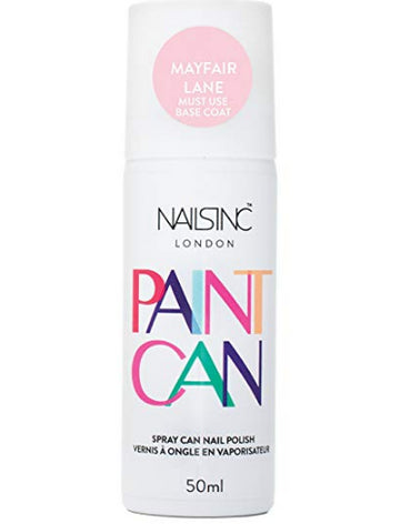 Nails inc Mayfair Lane Paint Can Spray