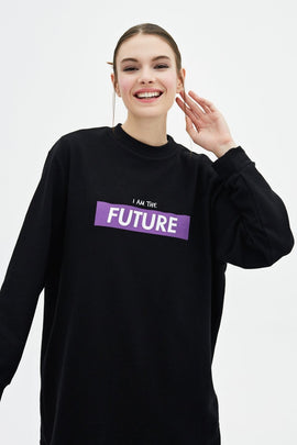 Future Sweatshirt - Black