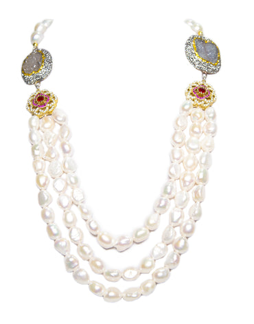 TURKISH SHEZADI NECKLACE - Haute Elan