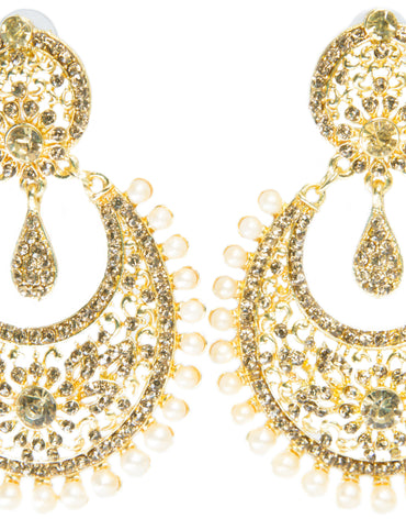 TAJ-BALI EARRINGS - Haute Elan