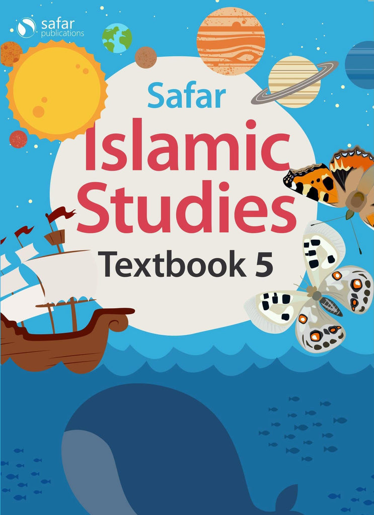 Illustrated Textbook 5 – Islamic Studies Series