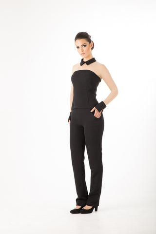 VANESSA high waist trouser
