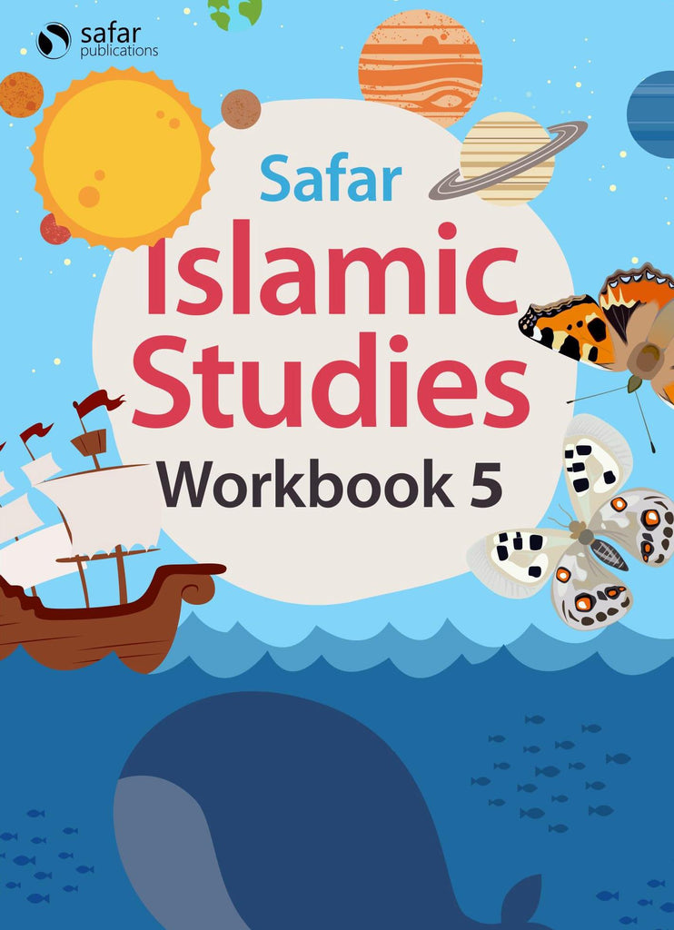 Workbook 5 – Islamic Studies Series