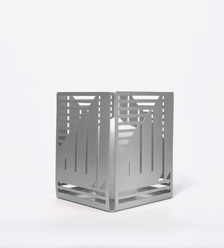 Allah Candle Holder (Silver)