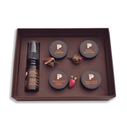 Try Me Set - Ocha Facial