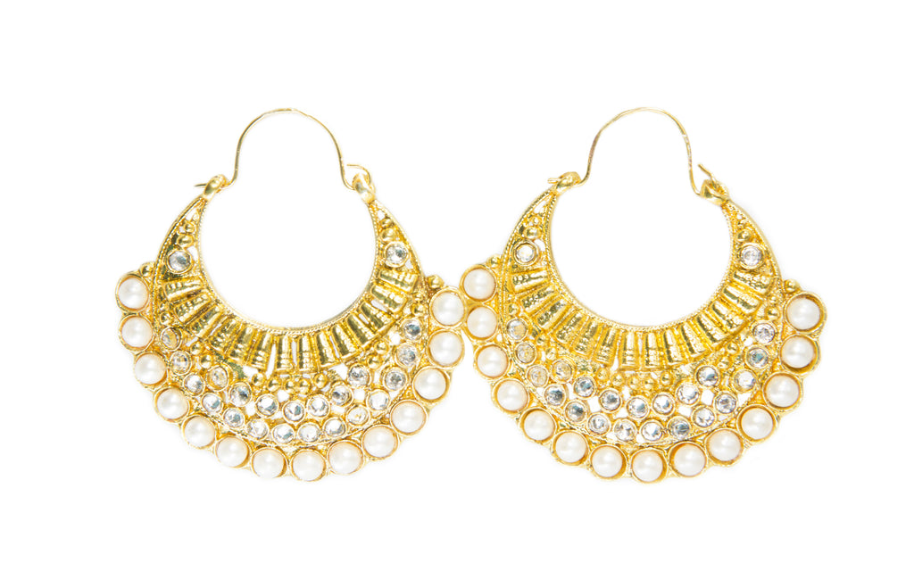 CHAND-BALI EARRINGS