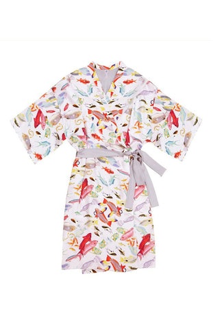 Bequia Robe (knee length) - Haute Elan
