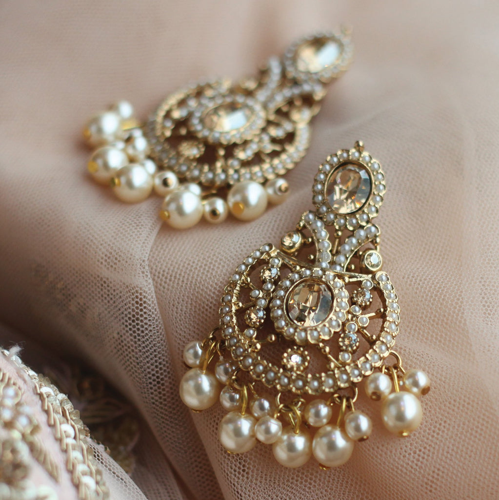 Ankari Earrings - Haute Elan