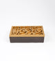 Diyarikom Amera Box Gold & Brown - Haute Elan
