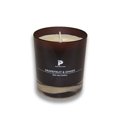 Grapefruit and Ginger Candle (Boxed)