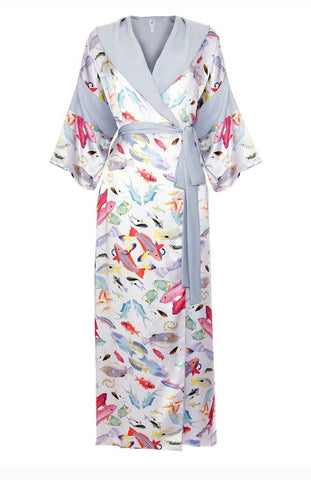 Bequia Robe (full length) - Haute Elan