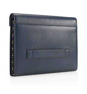 """Cosmati"" Nappa Document Case - Haute Elan"