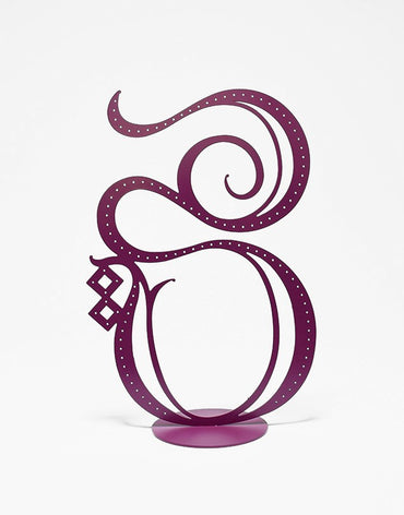 HEYA JEWELLERY STAND - PURPLE