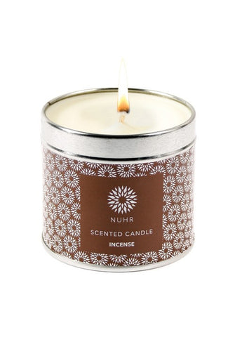 INCENSE LUXURY SCENTED CANDLE
