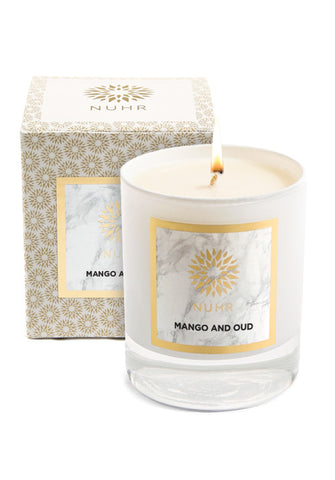 CLASSIC MANGO & OUD SCENTED CANDLE
