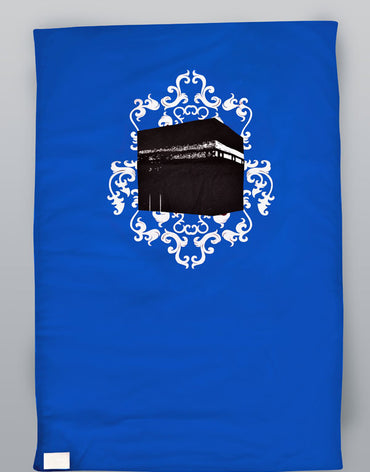 Prayer Mat Ornament Blue - Haute Elan