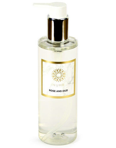 ROSE & OUD BODY WASH - Haute Elan