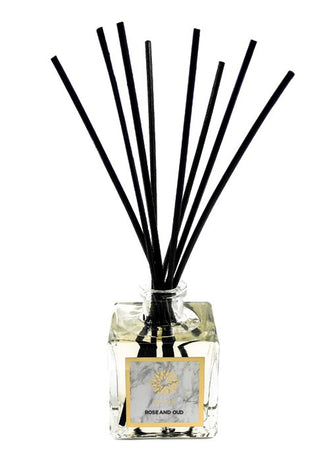 LUXURY ROSE & OUD REED DIFFUSER