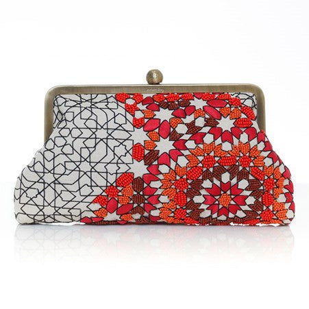 Arabesque Desert Classic Clutch