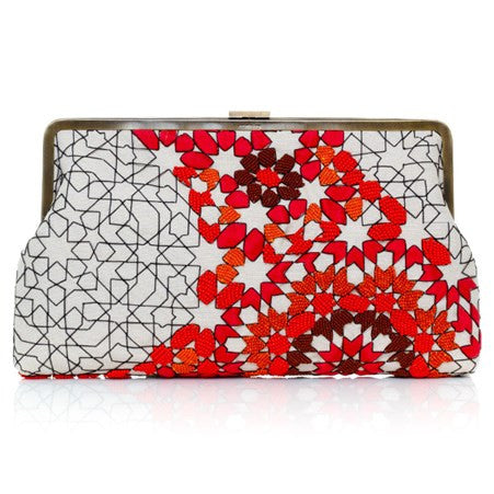 Arabesque Desert Clutch Me
