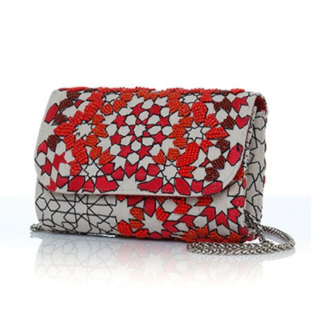 Arabesque Desert Mini Clutch