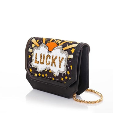 Lucky Gold Belt Bag