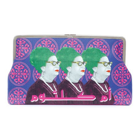 Oum Kalthoum Clutch