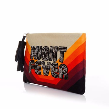 Night Fever Pouch Bag